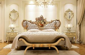 Contact Maison Furniture to request a price for this antique bedroom